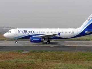 7. INDIGO AIRLINES