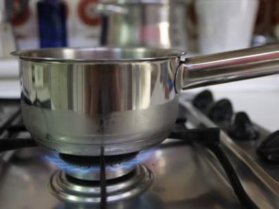 Gas, cocina de gas, llamas, llama,  fuego, fogón, fogones, gas natural.