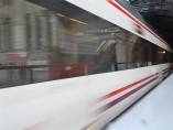 Fotografía recurso tren ADIF.