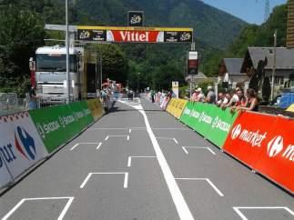 Salida del Tour de Francia