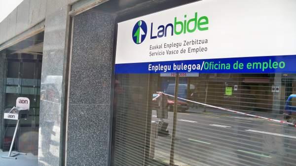 Lanbide (foto archivo)