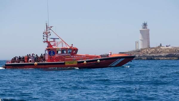 Salvamar Arcturus de Salvamento Marítimo