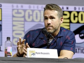 Ryan Reynolds Comic-Con