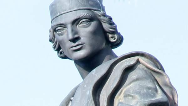 Estatua de Elio Alberto de Nebrija