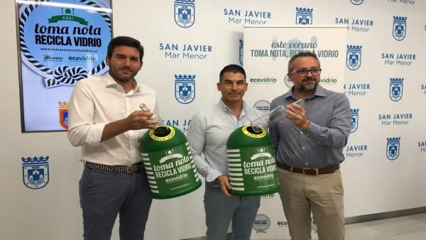 Luengo, Martínez y Fuentes