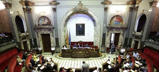 El Ayuntamiento apoya por unanimidad el proyecto de Roig para el pabellón Arena