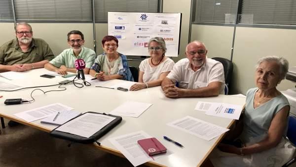 Plataforma Ciudadana por la Sanidad Pública Baleares