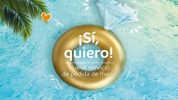 Intu Puerto Venecia lanza en exclusiva un servicio de pedida de mano
