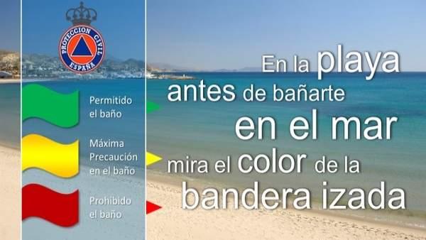 Banderas, playas