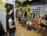 Inauguración del roadshow de Inserta Empleo en Huelva.