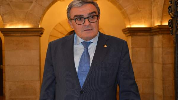 Angel Ros, alcalde de Lleida