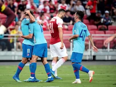 Atlético-Arsenal