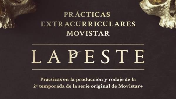 Prácticas en 'La Peste' a través de la UPO y Movistar Plus.