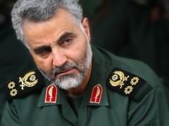 Qasem Soleimaní, general iraní