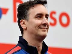 James Key ficha por McLaren