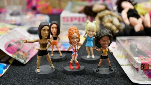 Exposición de las Spice Girls en Londres