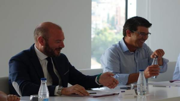 Toni Gaspar y Jorge Rodríguez