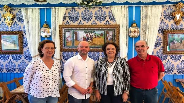 [Sevilla] Nota De Prensa Velá Santa Ana
