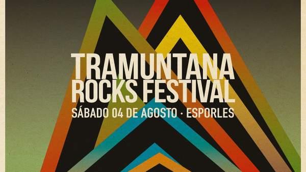 Cartel de Tramuntana Rocks Festival 2018