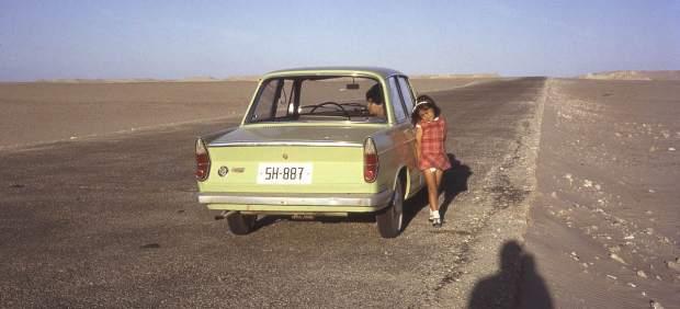 Fotografía de Lara Albuixech incluida dentro de la exposición 'La interior'