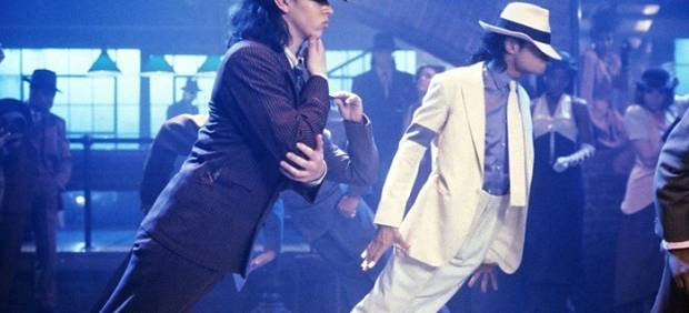 Michael Jackson moonwalk