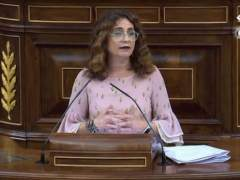 "Montero critica la postura de ""trinchera"" contra la senda de déficit"