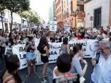 Concentración en Madrid para apoyar a Juana Rivas