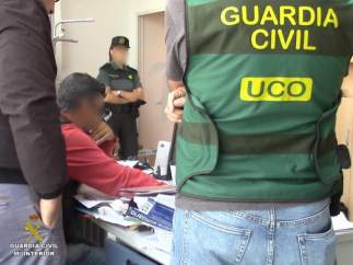 Guardia Civil, UCO