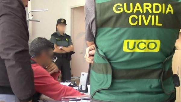 Guardia Civil, UCO