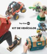 Toy-Con 03, de Nintendo Labo