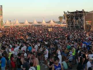 Medusa Sunbeach Festival