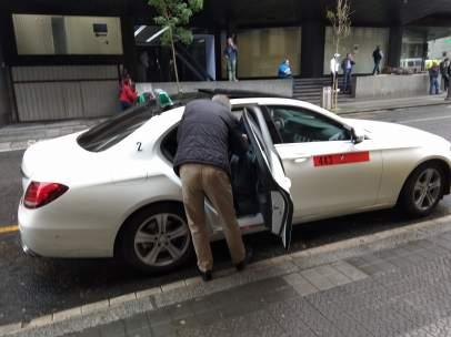 Taxi en Bilbao