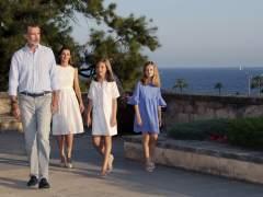 Felipe VI aplica a la Familia real una subida de sueldo