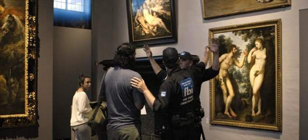Facebook censura desnudos de pintores flamencos