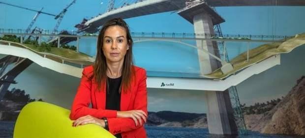 Isabel Pardo de Vera, presidenta de Adif