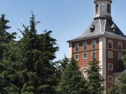 Rectorado de la Universidad Complutense en Madrid