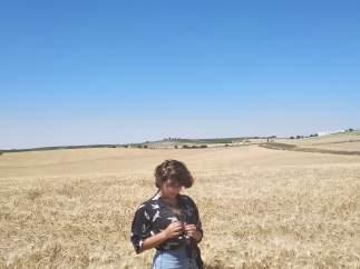 Paloma Froján, adolescente con discapacidad que estudiará en Armenia