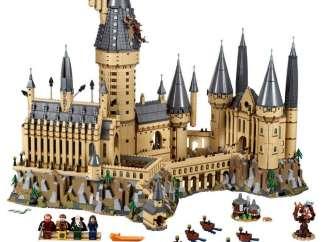 Lego Harry Potter Hogwarts castillo