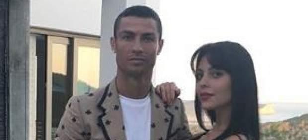 Cristiano Ronaldo y Georgina: 30.940 euros de vino en 15 minutos