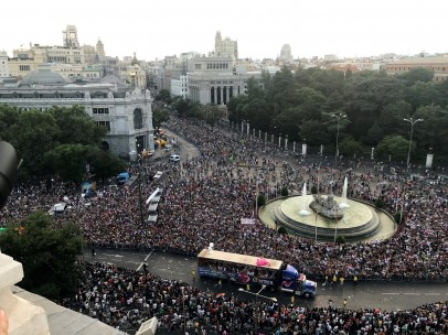 Más de un millón de personas, según los organizadores, secundaron la manifestación de 2018.