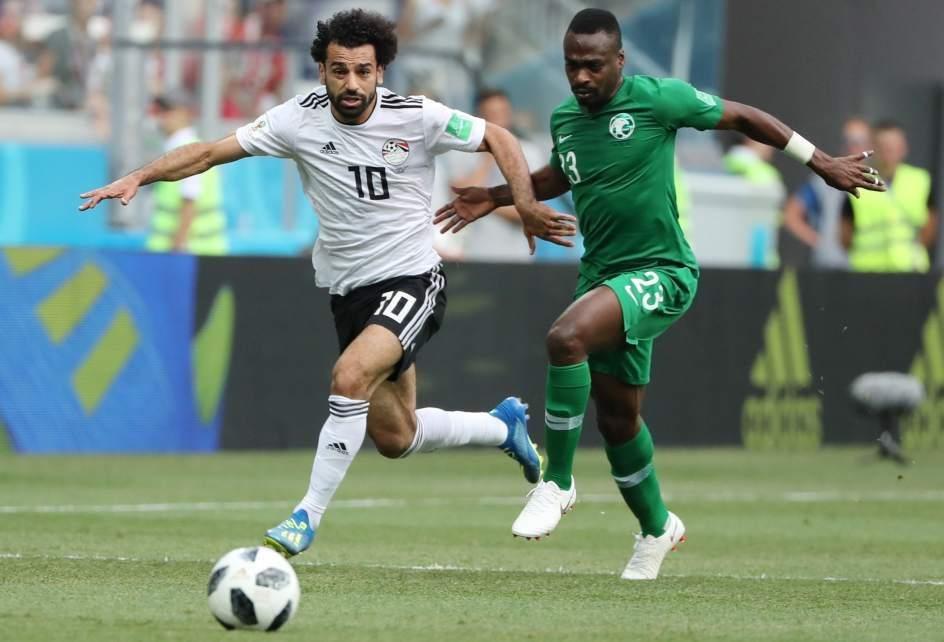 10. Mohamed Salah. Delantero egipcio del Liverpool, 35 Km/h.