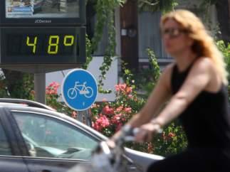 Altas temperaturas por la ola de calor