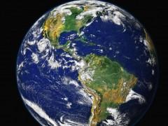 """La Tierra se """"bambolea"""" debido al cambio climático, según una investigación de la NASA"""