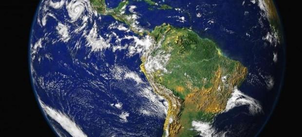 La Tierra se