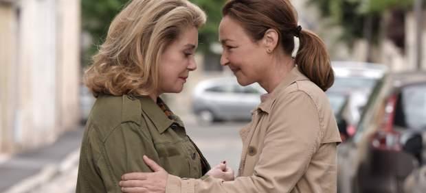 Película 'Dos mujeres'
