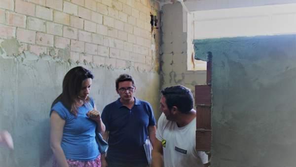 El Ayuntamiento de Alcalá de Guadaíra invierte en mejoras para los colegios