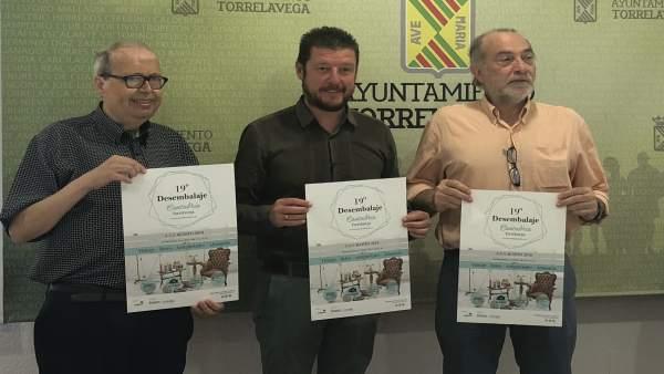 Presentación Feria Desembalaje Torrelavega