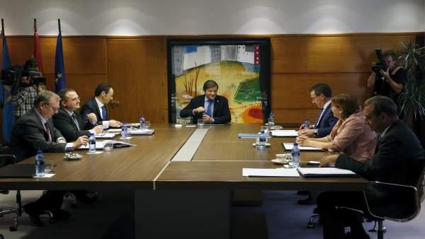 Consejo de Gobierno Asturias