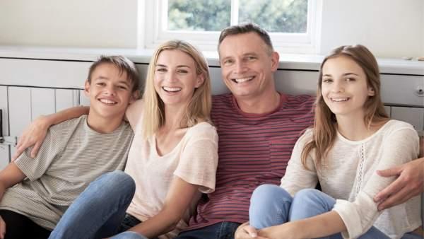 En familia se puede trabajar por el desarrollo del respeto.