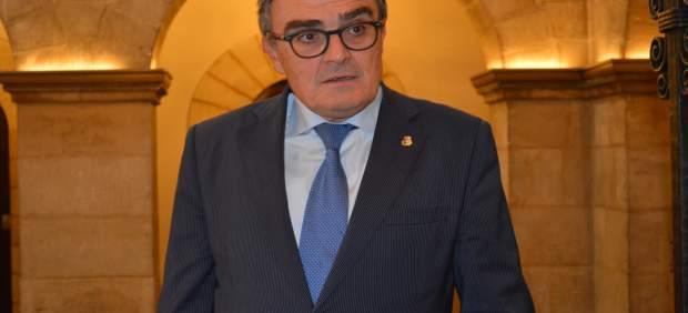 Angel Ros, alcalde de Lleida (archivo)